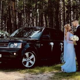 RANGE ROVER - авто на свадьбу в Виннице - портфолио 3