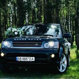 RANGE ROVER - авто на свадьбу в Виннице - портфолио 1