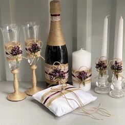 Exclusive wedding - свадебные аксессуары в Запорожье - фото 1