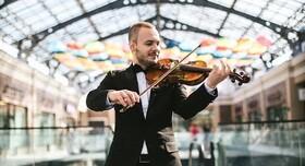 Скрипач на праздник - музыканты, dj в Днепре - фото 2