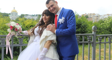Відеозйомка на весілля