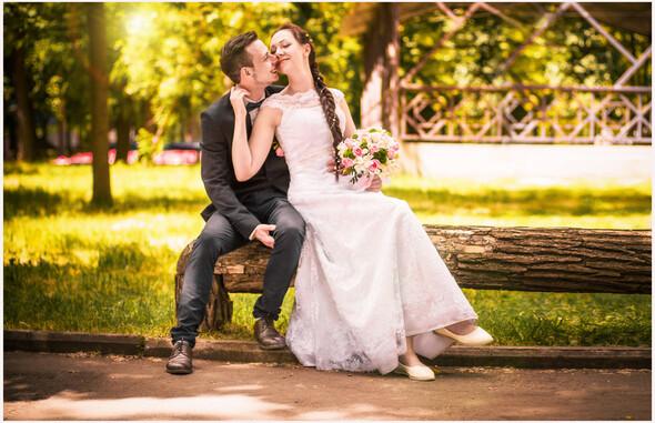 Свадьба Любы и Андрея - фото №17