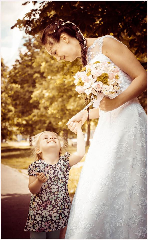 Свадьба Любы и Андрея - фото №14