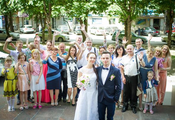 Свадьба Любы и Андрея - фото №19