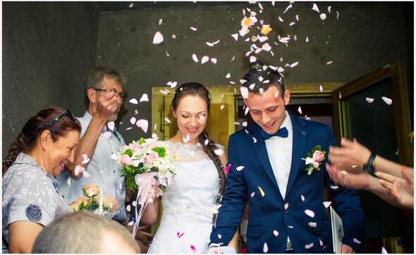Свадьба Любы и Андрея - фото №12