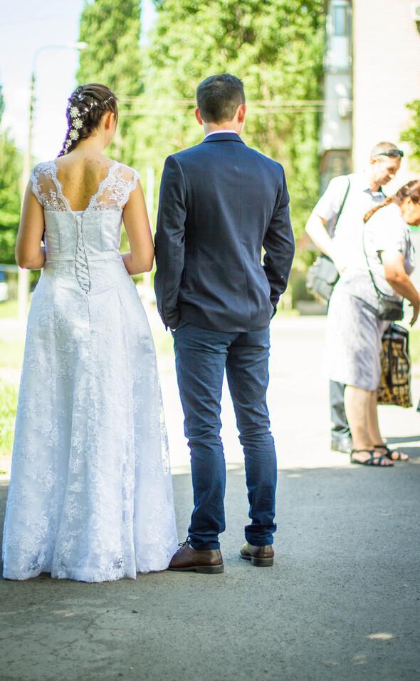 Свадьба Любы и Андрея - фото №6