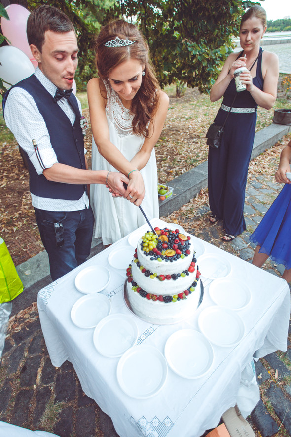Репортажная фотосьемка Свадебного Дня :) - фото №43
