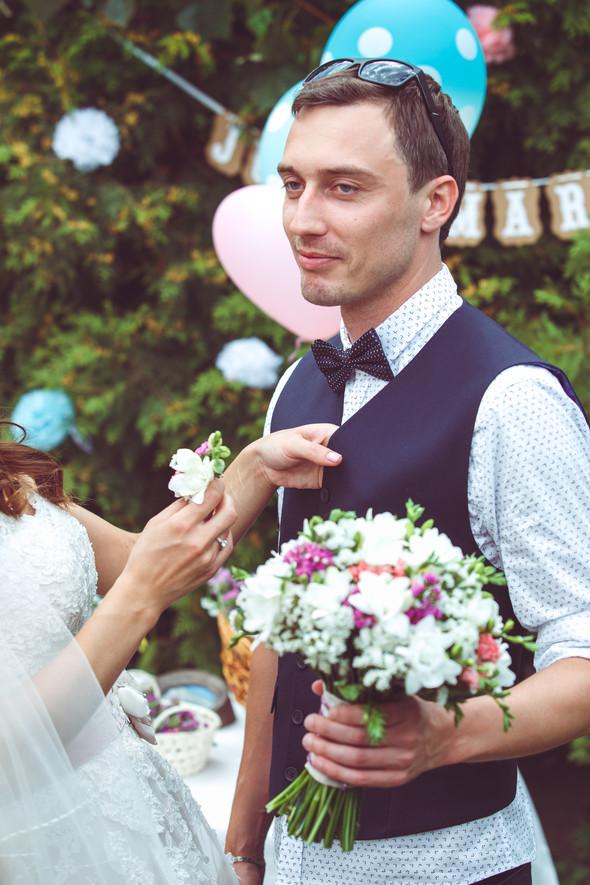 Репортажная фотосьемка Свадебного Дня :) - фото №9