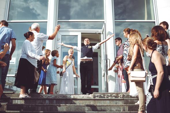 Репортажная фотосьемка Свадебного Дня :) - фото №31