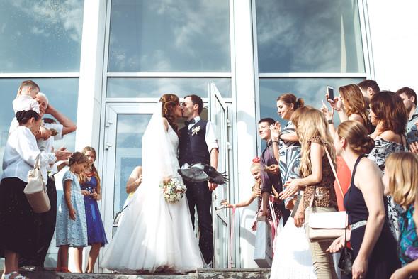 Репортажная фотосьемка Свадебного Дня :) - фото №32