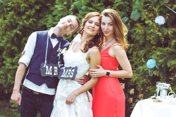 Репортажная фотосьемка Свадебного Дня :) - фото №14