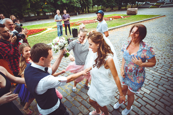 Репортажная фотосьемка Свадебного Дня :) - фото №33