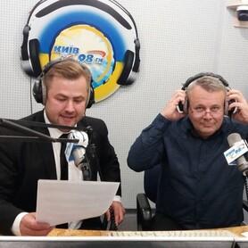 Олександр Скрипченко - ведущий в Киеве - портфолио 1