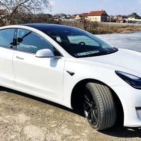 242 Авто на свадьбу TESLA Model 3 (ТЕСЛА) белая - авто на свадьбу в Киеве - портфолио 1