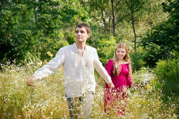Лавстори Дмитрия и Натали - фото №2