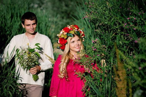 Лавстори Дмитрия и Натали - фото №14