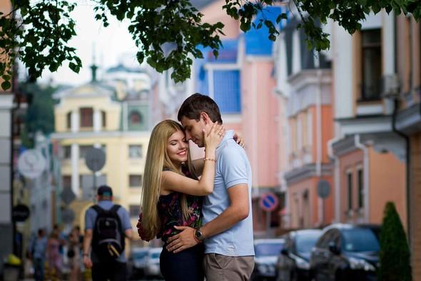 Лавстори Дмитрия и Натали - фото №1