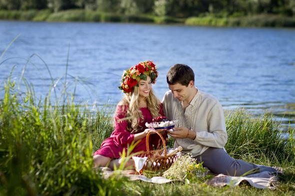 Лавстори Дмитрия и Натали - фото №10