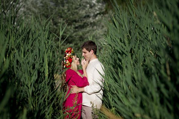 Лавстори Дмитрия и Натали - фото №16