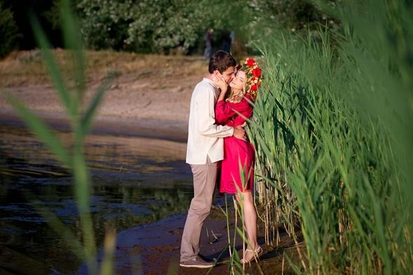 Лавстори Дмитрия и Натали - фото №17
