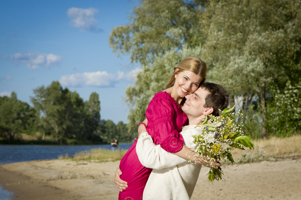 Лавстори Дмитрия и Натали - фото №7