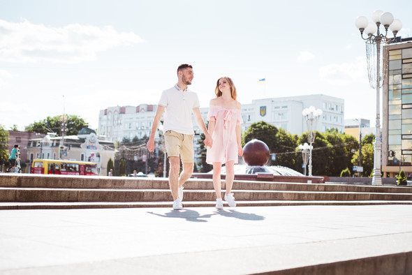 Love in a Hot Sunny City - фото №17