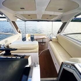 Аренда катера Silver Craft 37 - авто на свадьбу в Киеве - портфолио 4