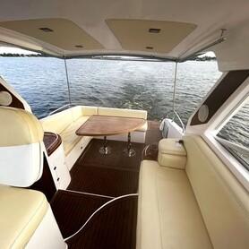 Аренда катера Silver Craft 37 - авто на свадьбу в Киеве - портфолио 6