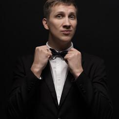 Сергей Харлан - ведущий в Киеве - фото 1