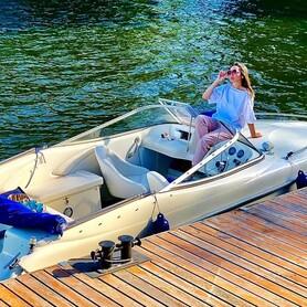 Прокат аренда яхты катера - авто на свадьбу в Киеве - портфолио 2