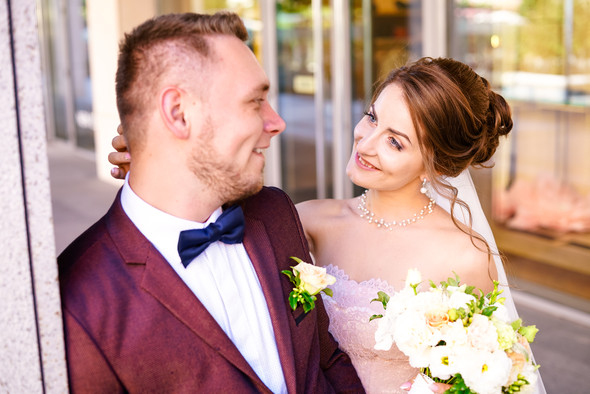 11.08 wedding day - фото №7