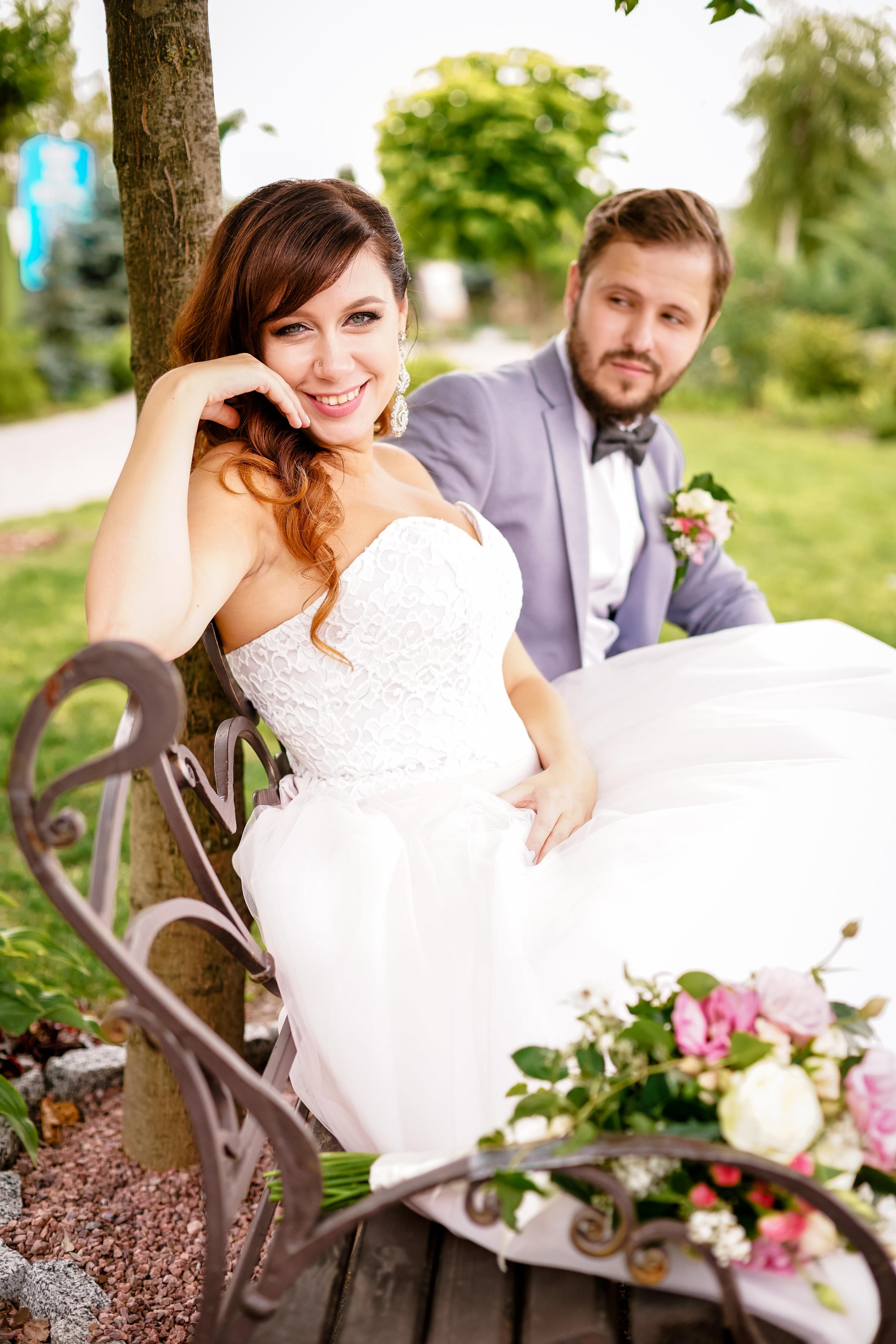 8.09 wedding day - фото №23