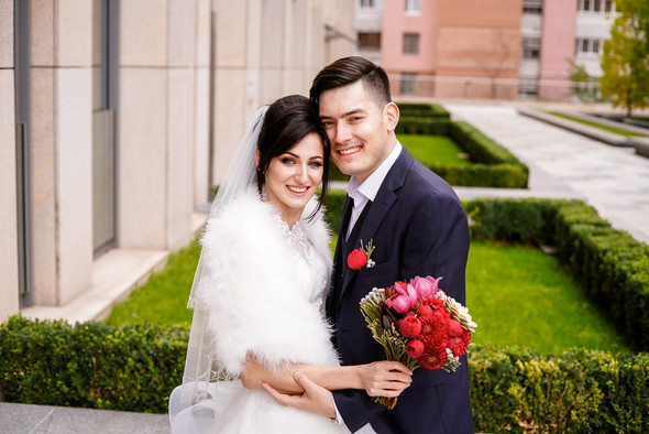 7.10 wedding day) - фото №38