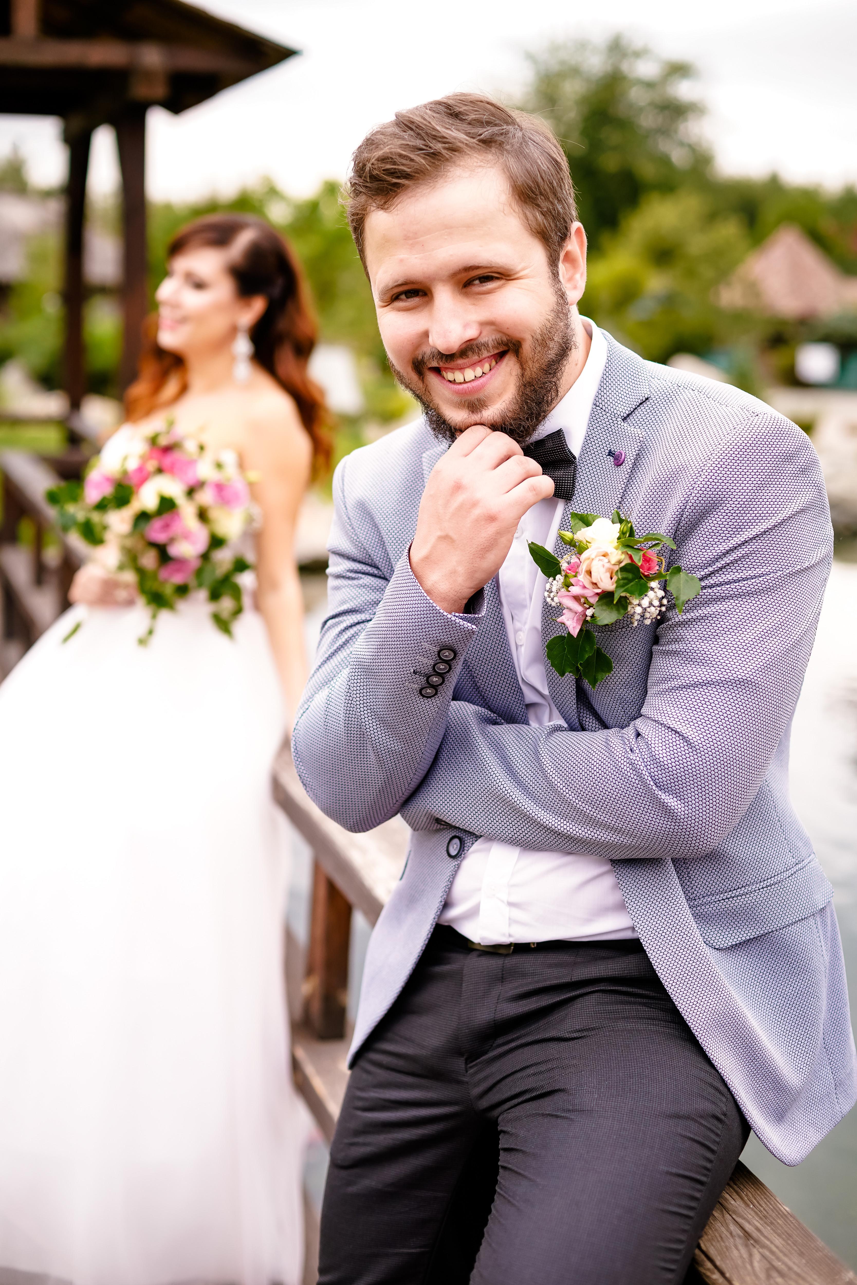 8.09 wedding day - фото №16