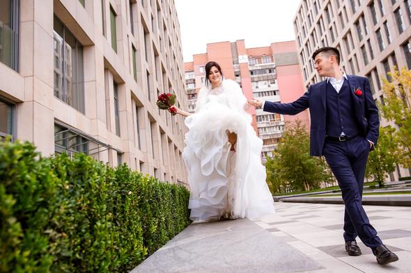 7.10 wedding day) - фото №42