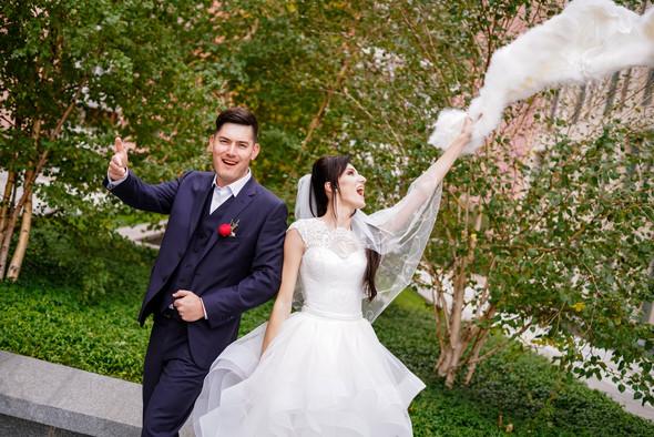 7.10 wedding day) - фото №26