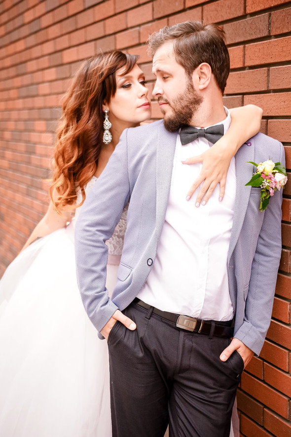 8.09 wedding day - фото №41