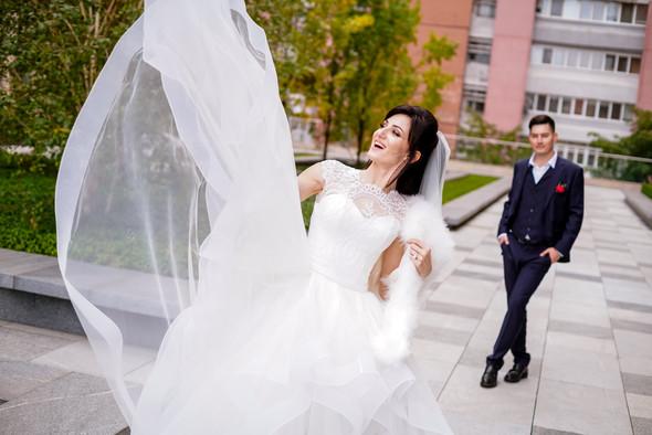 7.10 wedding day) - фото №21