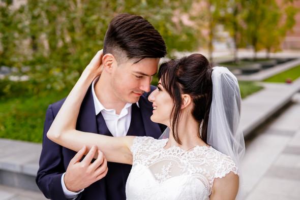 7.10 wedding day) - фото №23