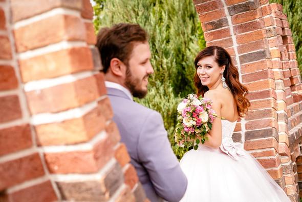 8.09 wedding day - фото №37