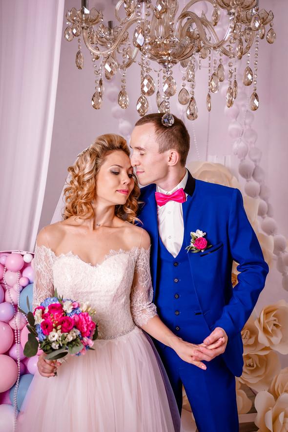 22.09 wedding day - фото №31
