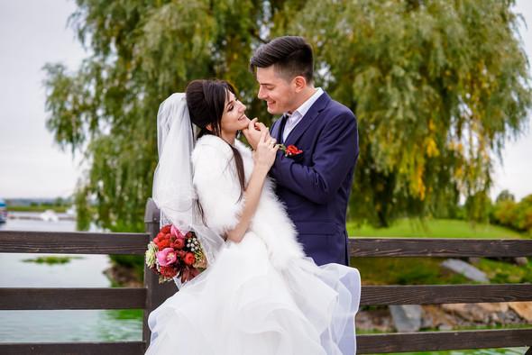 7.10 wedding day) - фото №46
