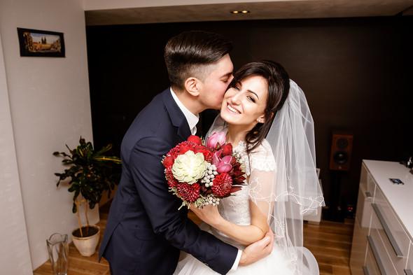 7.10 wedding day) - фото №10