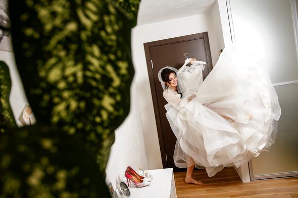 7.10 wedding day) - фото №3
