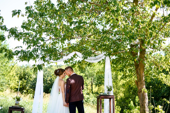 11.08 wedding day - фото №25