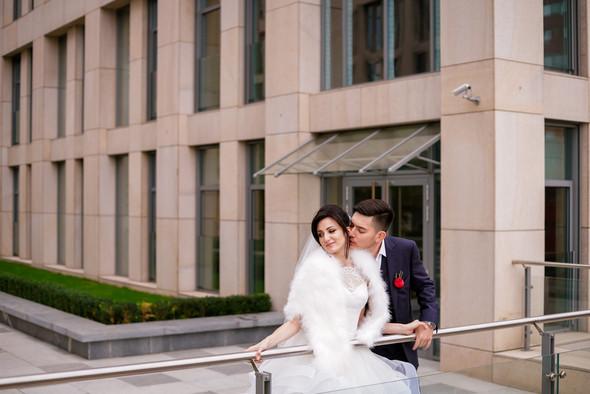 7.10 wedding day) - фото №28