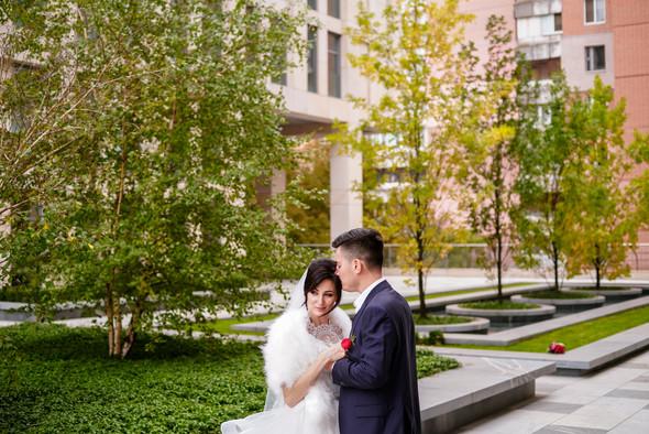7.10 wedding day) - фото №19