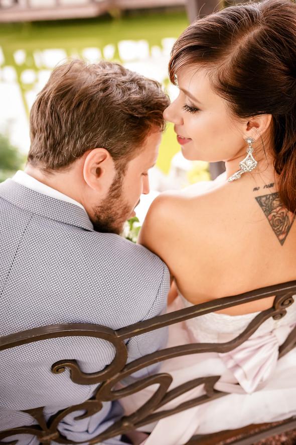 8.09 wedding day - фото №28