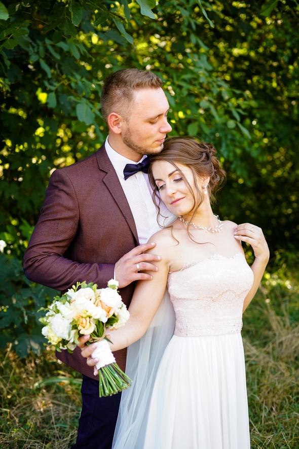 11.08 wedding day - фото №20