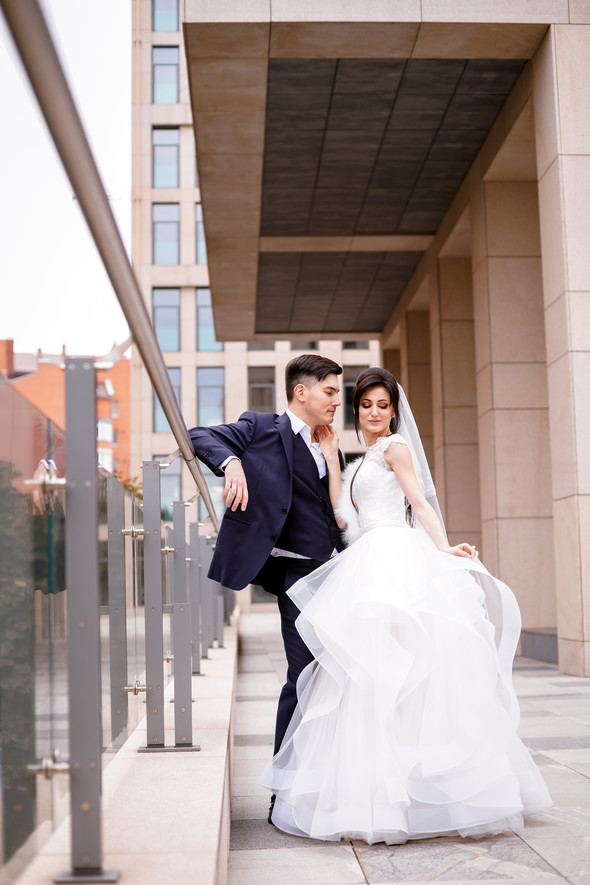 7.10 wedding day) - фото №41